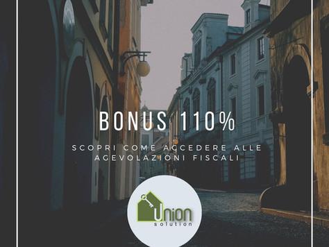 Bonus 110% - Ristruttura e riqualifica la tua casa con il bonus 110!