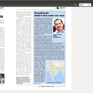 ETN Magazine article