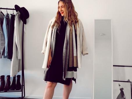 5 Ways To Style The Kmart Long Sleeve Tie Waist Dress