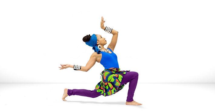 Mojuba! Dance Collective, Darius Peterso