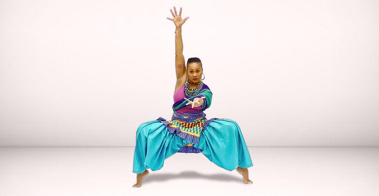 Mojuba! Dance Collective_1, Darius Peter