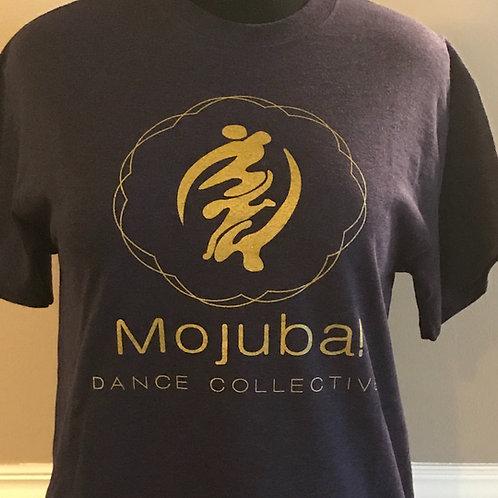 Mojuba! Dance logo T-shirt
