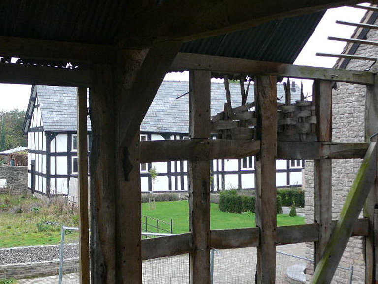 Barn Restoration Winforton