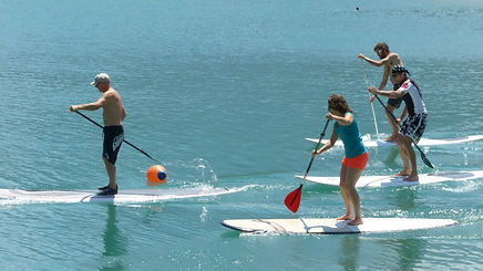 cours stand up paddle, S.U.P.