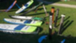 école sports nautiques, Martigny