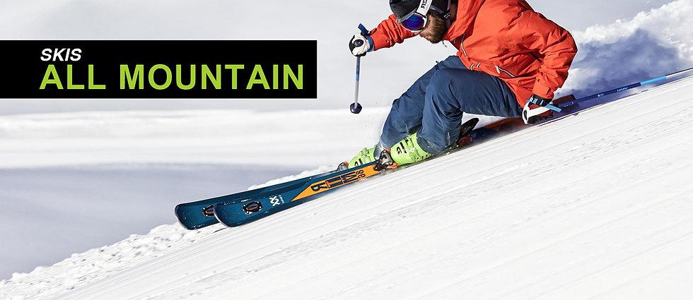 ski polyvalent, ski allmountain