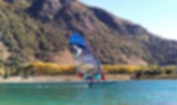 cours windfoil, planche à voile