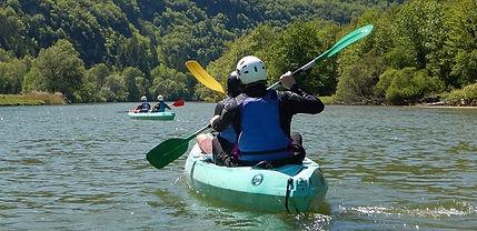 cours canoë-kayak