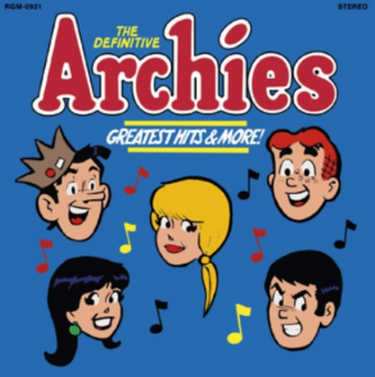 ARCHIES : DEFINITIVE ARCHIES - GREATEST HITS & MORE! (LIMITED OPAQUE BLUE VINYL)