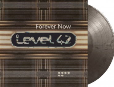 LEVEL 42 : FOREVER NOW (180G SIVER AND BLACK MARBLED VINYL)