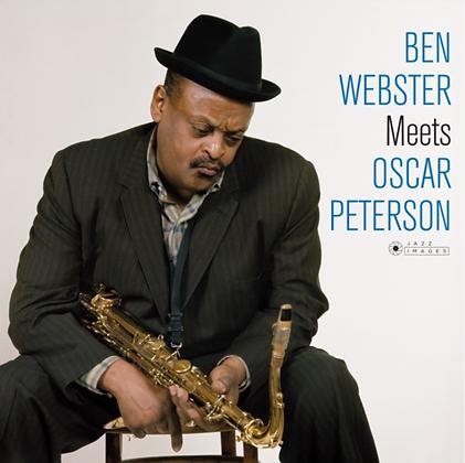 BEN WEBSTER : BEN WEBSTER MEETS OSCAR PETERSON (LP VINYL)