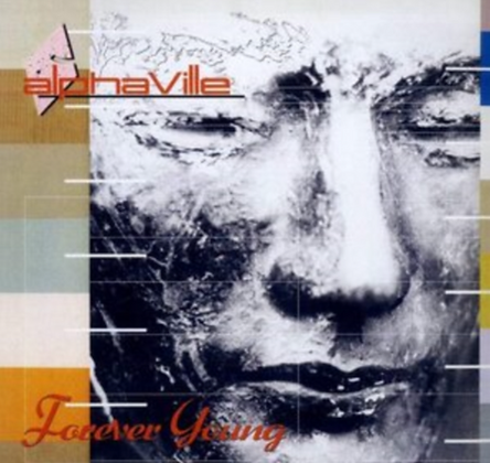 ALPHAVILLE : FOREVER YOUNG (ORANGE VINYL/180G/REMASTERED/LIMITED EDITION)