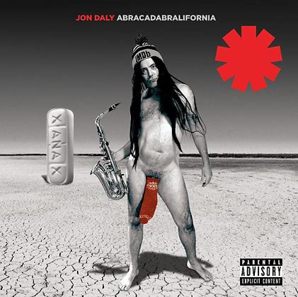 "JON DALY : ABRACADABRALIFORNIA (RSD) (7"" VINYL)"