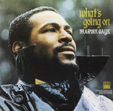 MARVIN GAYE : WHAT'S GOING ON (180G LP VINYL)