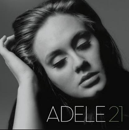 ADELE : 21 (LP VINYL)