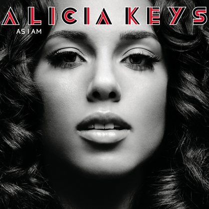 ALICIA KEYS : AS I AM (RED VINYL/2LPAs I Am (Intro))