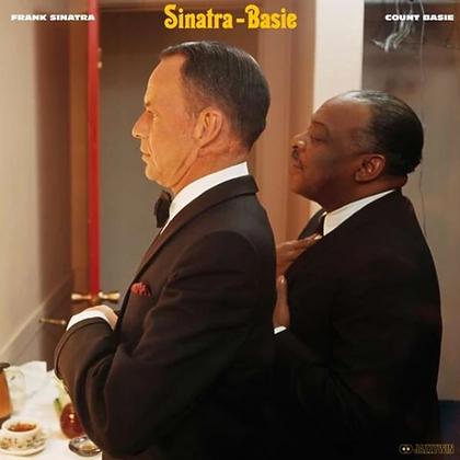 FRANK SINATRA & COUNT BASIE : SINATRA - BASIE (ORANGE VINYL)