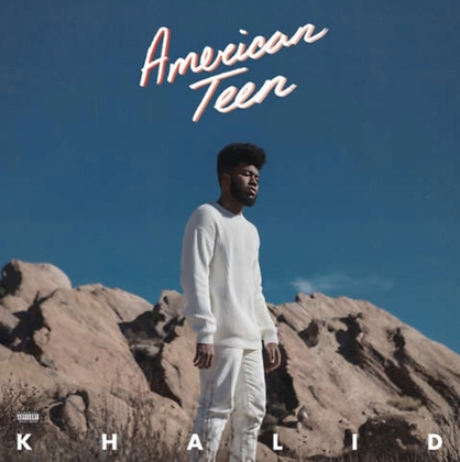 KHALID : AMERICAN TEEN (PA) (2LP/GATEFOLD)