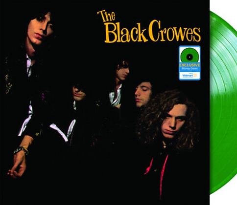 THE BLACK CROWES : SHAKE YOUR MONEY MAKER (WALMART EXCLUSIVE COLORED VINYL)