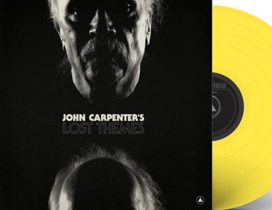 JOHN CARPENTER : LOST THEMES (NEON YELLOW VINYL)
