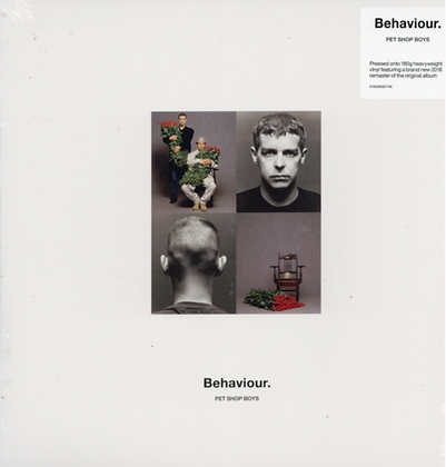 PET SHOP BOYS : BEHAVIOUR (2018 REMASTERED VERSION) (LP)