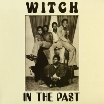 WITCH : IN THE PAST (OPAQUE GREEN VINYL)