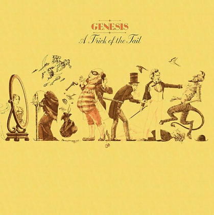 GENESIS : TRICK OF THE TAIL (180G/EASTER YELLOW VINYL)
