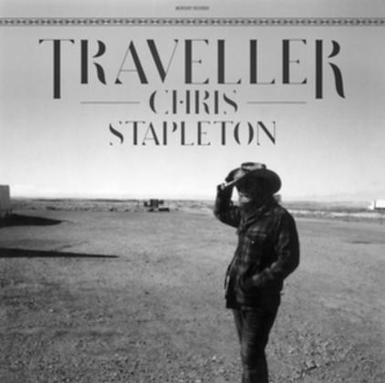 CHRIS STAPLETON : TRAVELLER (2LP VINYL)