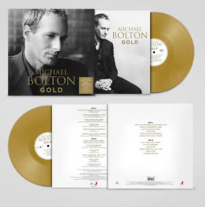 MICHAEL BOLTON : GOLD (GOLD COLORED VINYL)