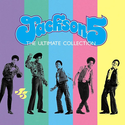 JACKSON 5 : THE ULTIMATE COLLECTION (2LP VINYL)