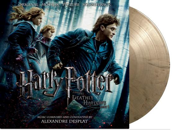 ALEXANDRE DESPLAT : HARRY POTTER & THE DEATHLY HALLOWS PART 1 OST (2LP VINYL)