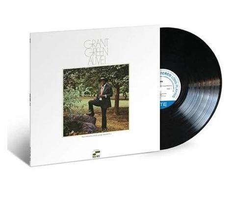 GRANT GREEN : ALIVE! (BLUE NOTE)