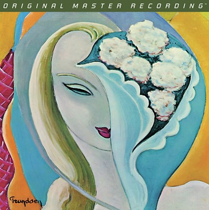 DEREK AND THE DOMINOS - LAYLA AND OTHER ASSORTED LOVE SONGS (MFSL / 180G