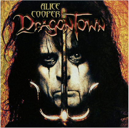 ALICE COOPER : DRAGONTOWN (180G 2LP COLORED VINYL / 45RPM)