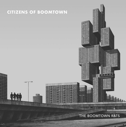 CITIZENS OF BOOMTOWN (GOLD VINYL/180G) (I)