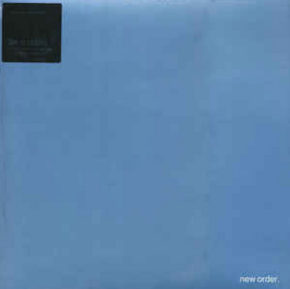 NEW ORDER : BE A REBEL (LIMITED EDITION DOVE GREY VINYL)