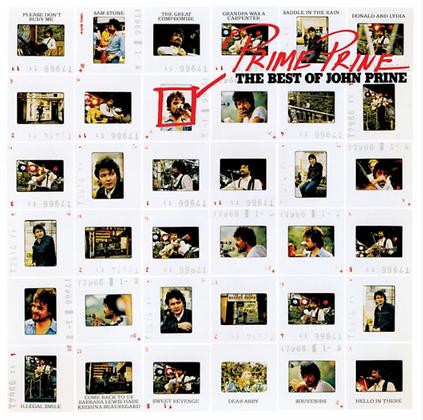 JOHN PRINE : PRIME PRINE - THE BEST OF JOHN PRINE (180G) (ROCKTOBER 2020)