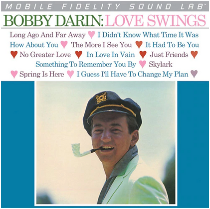 BOBBY DARIN : LOVE SWINGS (NUMBERED LIMITED EDITION LP)