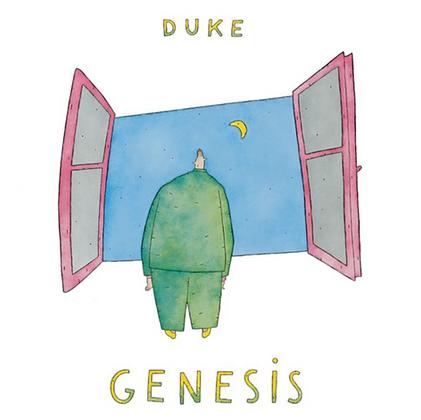 GENESIS : DUKE (180G/WHITE VINYL)