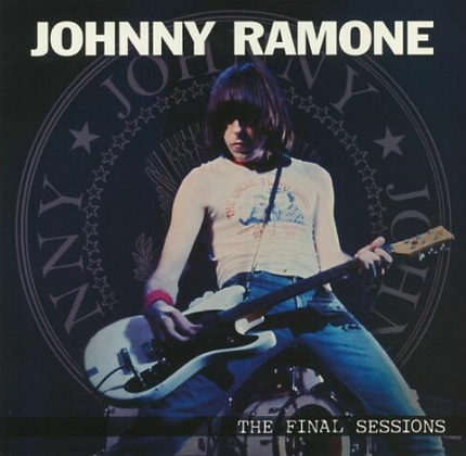 JOHNNY RAMONE : THE FINAL SESSIONS (RED VINYL/LIMITED EDITION)