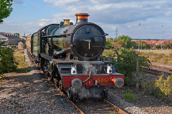 historical steam locomotive photographyI