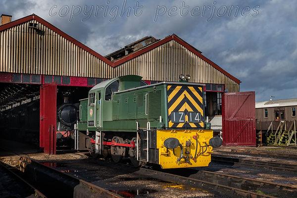 historical railway centre photography_II