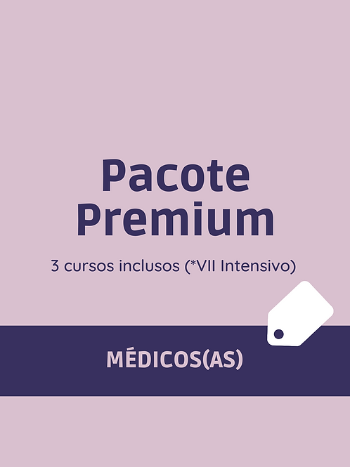 Intensivo Premium - Médicos(as)