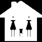 Family House Icon