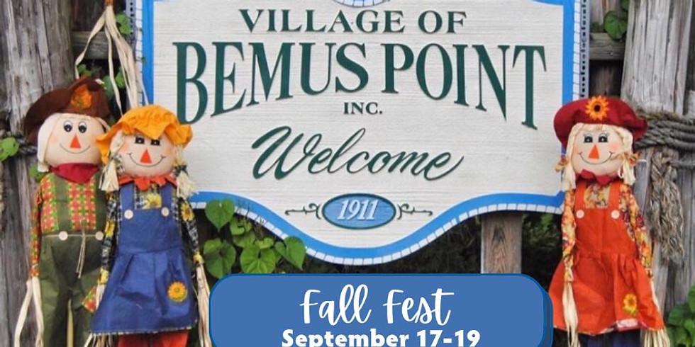 Bemus Point Fall Fest