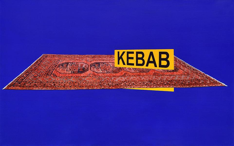 Dyndo Wiktor - Tysiac i jedna noc, Kebab