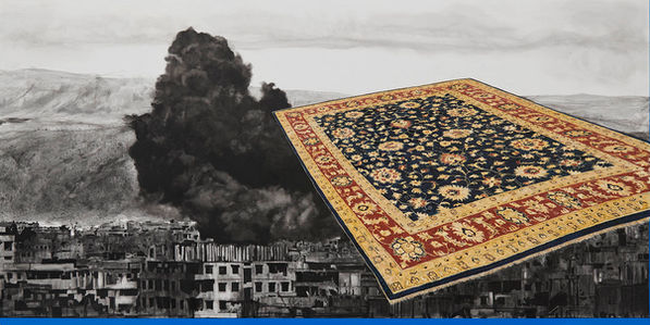 A Thousand And One Nights_Carpet Bombing