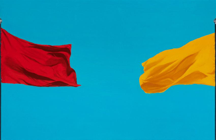 Dyndo Wiktor - Barwy podstawowe, 2014, o