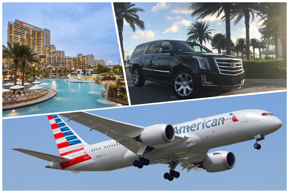 Orlando Luxury Car Service From Orlando International Airport