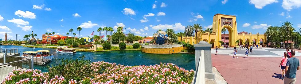 Limo service to Universal Studios Orlando Resort